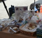So many goodies - thank you to everyone that donated baked goods!